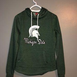 Michigan State sweatshirt/hoodie